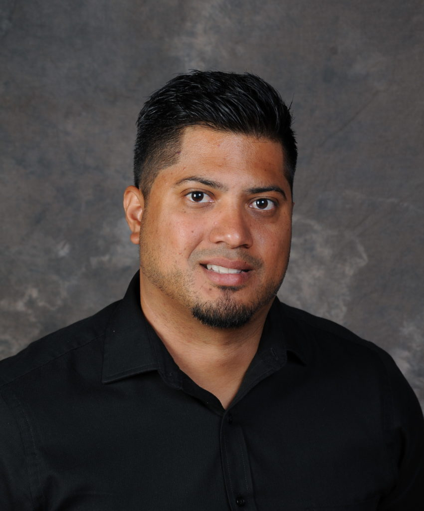 Photo of Principal Moreno